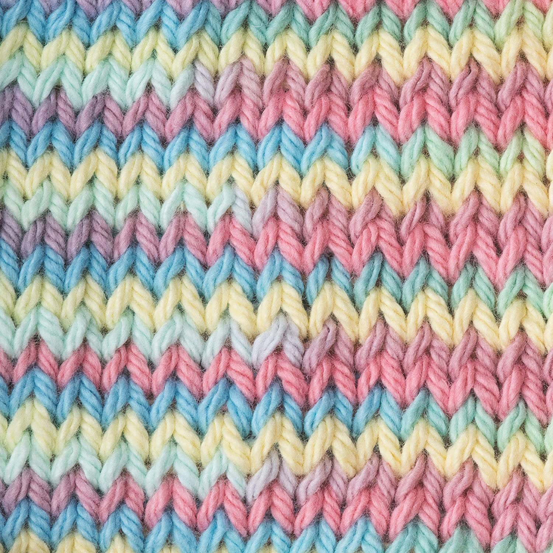 Green Dream Bernat 16210202220 Handicrafter Cotton Yarn-Ombres