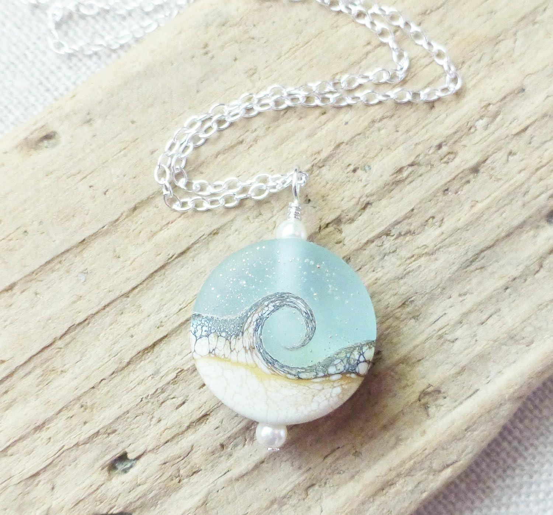 Ocean Necklace Pendant