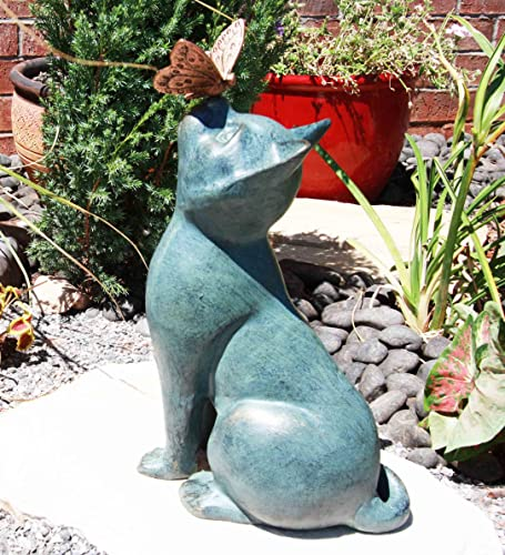 Gifts Decor 14.75″ Tall Whimsical Shorthair Cat