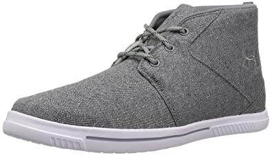 1c71136ef7 Under Armour Boys 1252559 Street Encounter Iv Mid Gray Size: 13 US ...