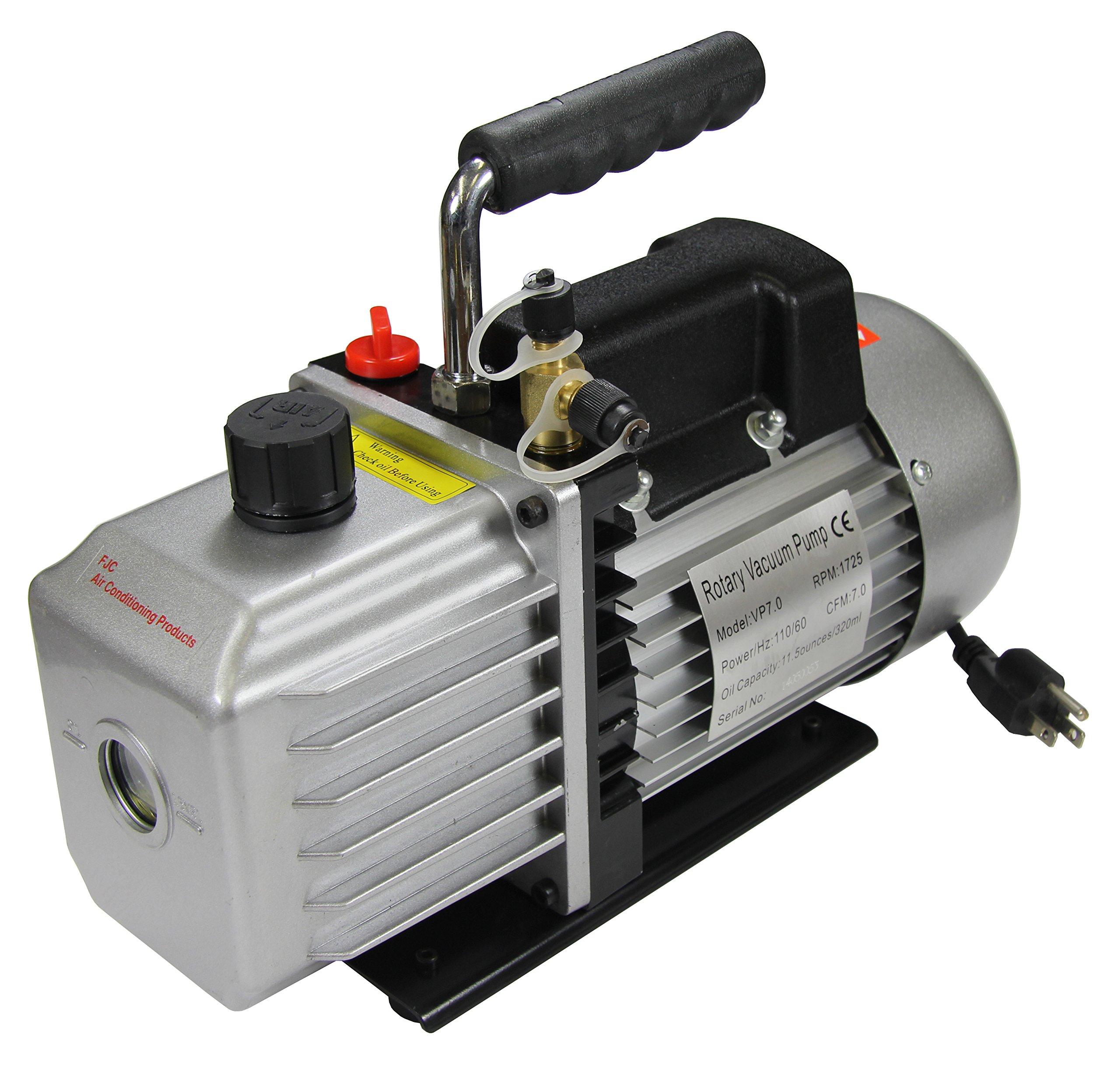 FJC 6916 7 CFM Vacuum Pump