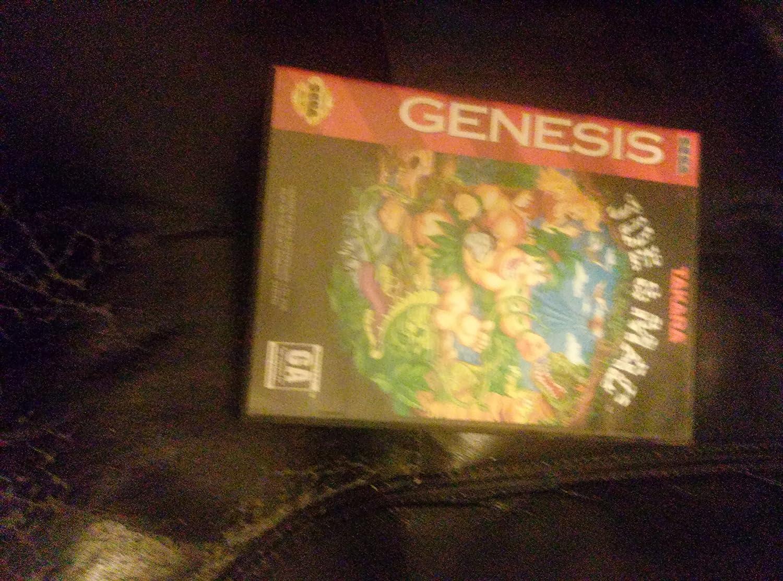 Joe & Mac - Sega Genesis
