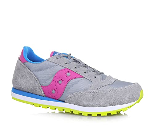 Saucony Jazz Original Kids - SC56443 Blue Off White Lime -  MainApps   Amazon.it  Scarpe e borse a9efed7a09a