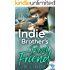 Indie and the Brother's Best Friend ( Scandalous Series Book 2) (English Edition)