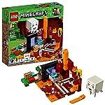LEGO Minecraft O Portal do Nether 21143
