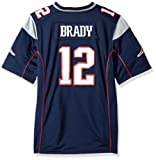 Amazon Price History for:Tom Brady New England Patriots #12 Nike Youth Game Jersey - Navy