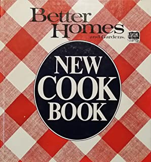 Better Homes and Gardens New Cook Book 15th Edition Combbound