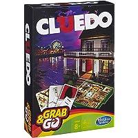 Hasbro Gaming Gaming Travel Cluedo Viaje (Versión Española)