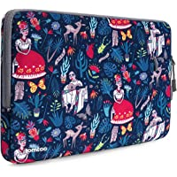 tomtoc 360 Protective Laptop Sleeve for 12.3 inch Microsoft Surface Pro X 7 6 5 4 Notebook Tablet Shockproof Bag Case with Accessory Pocket
