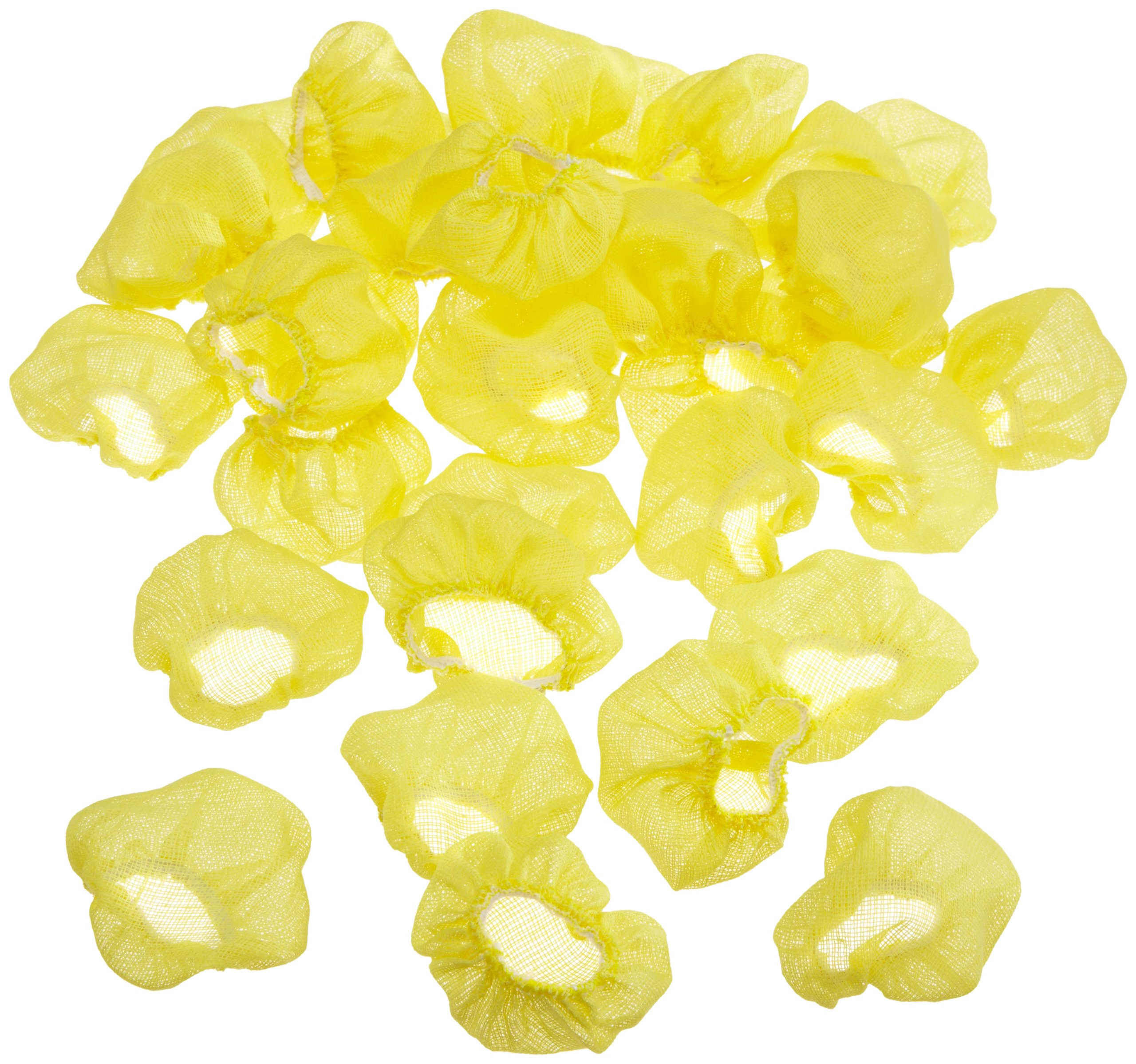 Regency Yellow Stretch Wraps for Lemon Halves and wedges bag of 100