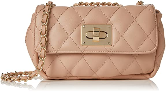 Womens Iconic Chain Clutch Clutch Off-White (Nude) Dorothy Perkins