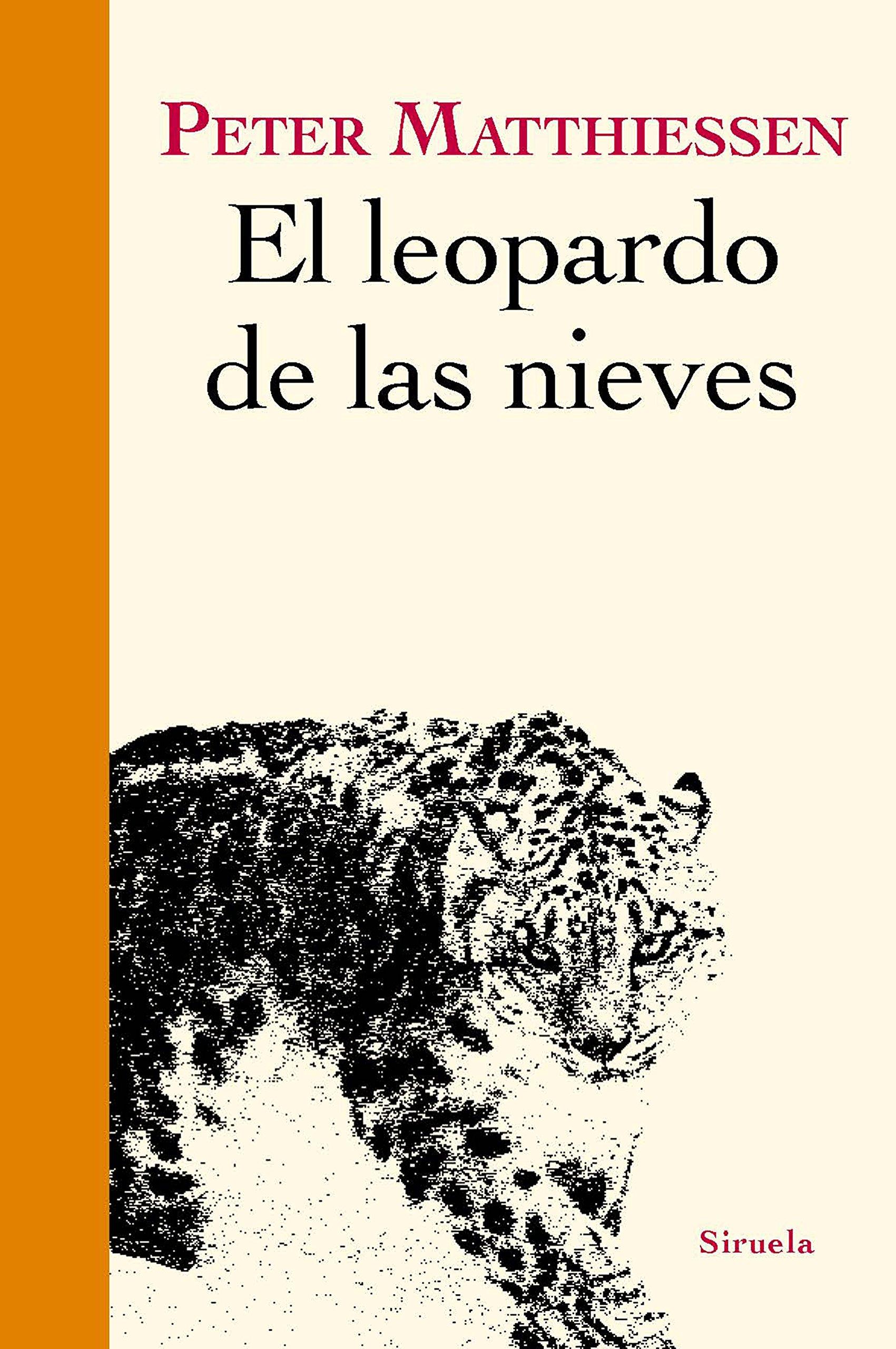 leopardo de las nieves, libro viajes
