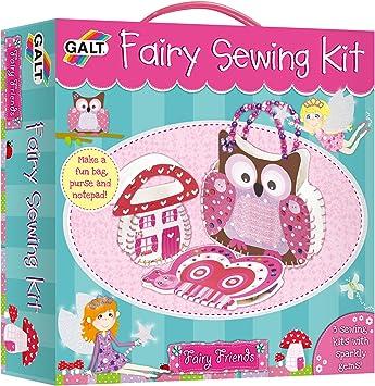 Galt 1003640 - Juego de Costura Infantil con diseño de Hadas ...