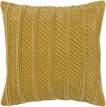 Amazon Rizzy Home TR40 Applique Gathers And Cording Details Awesome Decorative Cording For Pillows