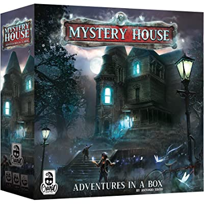 Cranio Mystery House: Toys & Games