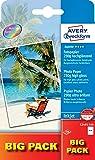 Avery Zweckform C2495-100 Superior Inkjet Fotopapier (A6, einseitig beschichtet, hochglänzend, 230 g/m²) 100 Blatt