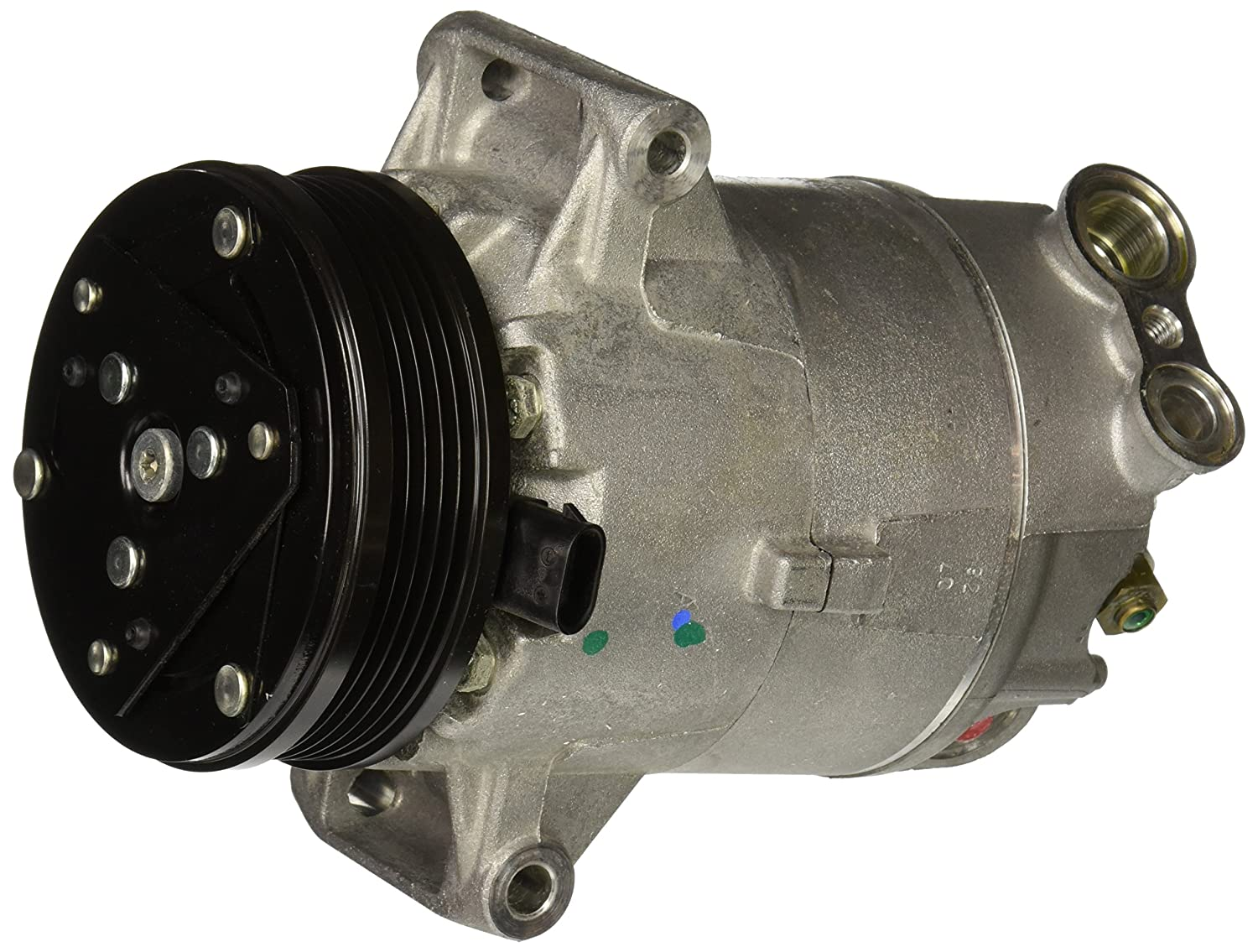 Denso 471-9005 New Compressor with Clutch NP471-9005