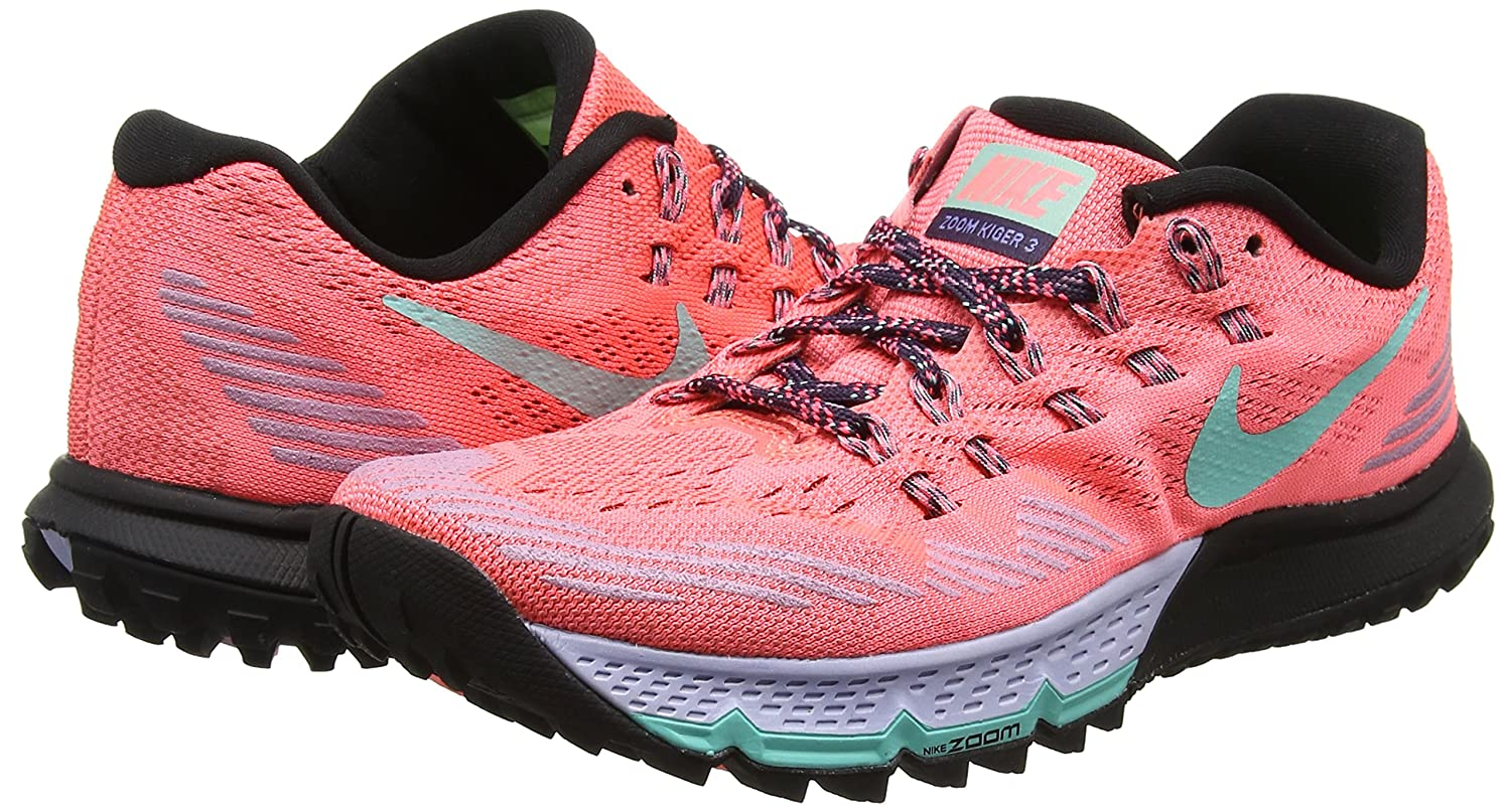 on sale 69b00 2fb58 Nike W Air Zoom Terra Kiger 3, Running Femme, Rouge (Lava Glow Orchid Black Hyper  Turquoise), 36.5 EU  Amazon.fr  Chaussures et Sacs