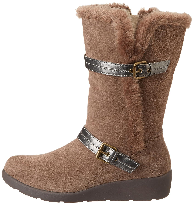 9844400862297 Amazon.com | Easy Spirit Women's Usko Snow Boot | Mid-Calf