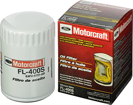Amazon.com: Motorcraft FL400S filtro de aceite: Automotive