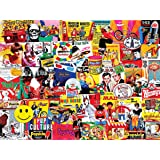 White Mountain Puzzles Pop Culture - 1000 Piece Jigsaw Puzzle