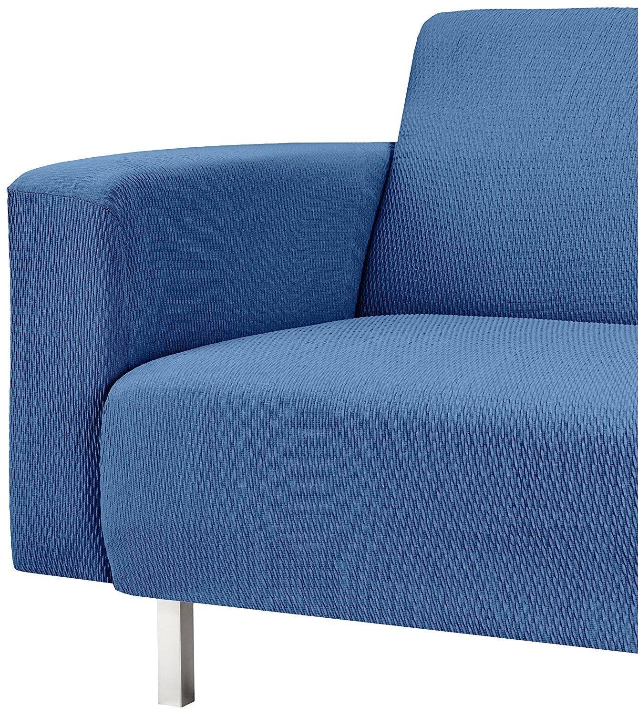 Martina Home Tunez Funda Sofá para Chaise Longue Diseño Moderno, Tela, AZAFATA, 32x17x42 cm: Amazon.es: Hogar