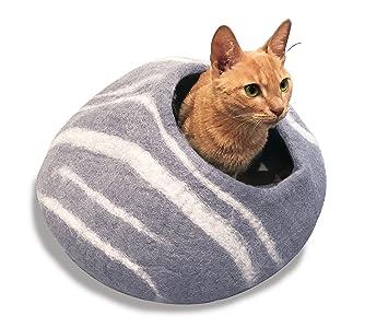 Ray & Chow Las mascotas gatos perros cuevas camas sofás -100% lana de oveja