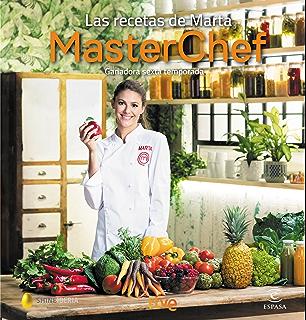 Las recetas de Marta: Ganadora sexta temporada. MasterChef