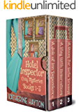 Hotel Inspector Cozy Mysteries - Books 1-3