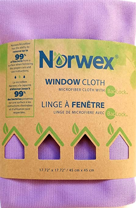 Amazoncom Norwex Window Cloth Home Kitchen