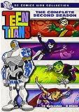 Teen Titans: The Complete Second Season (Sous-titres franais)