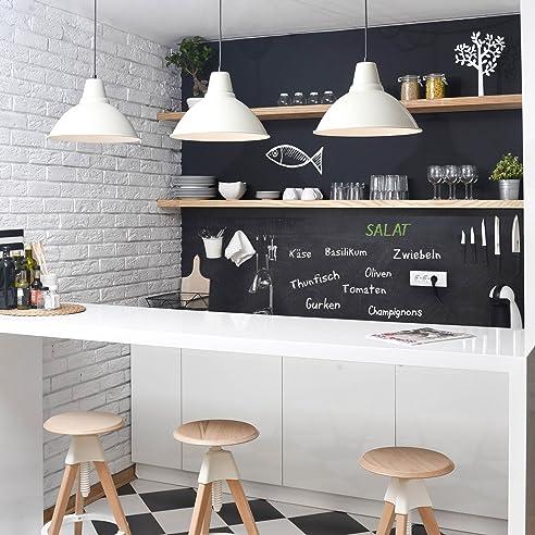 selbstklebende tafelfolie kreidetafel küche diy
