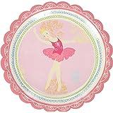 Meri Meri Party Plates, Little Dancers - Small