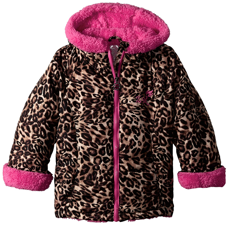 ZeroXposur Girls Little Renee Midweight Jacket