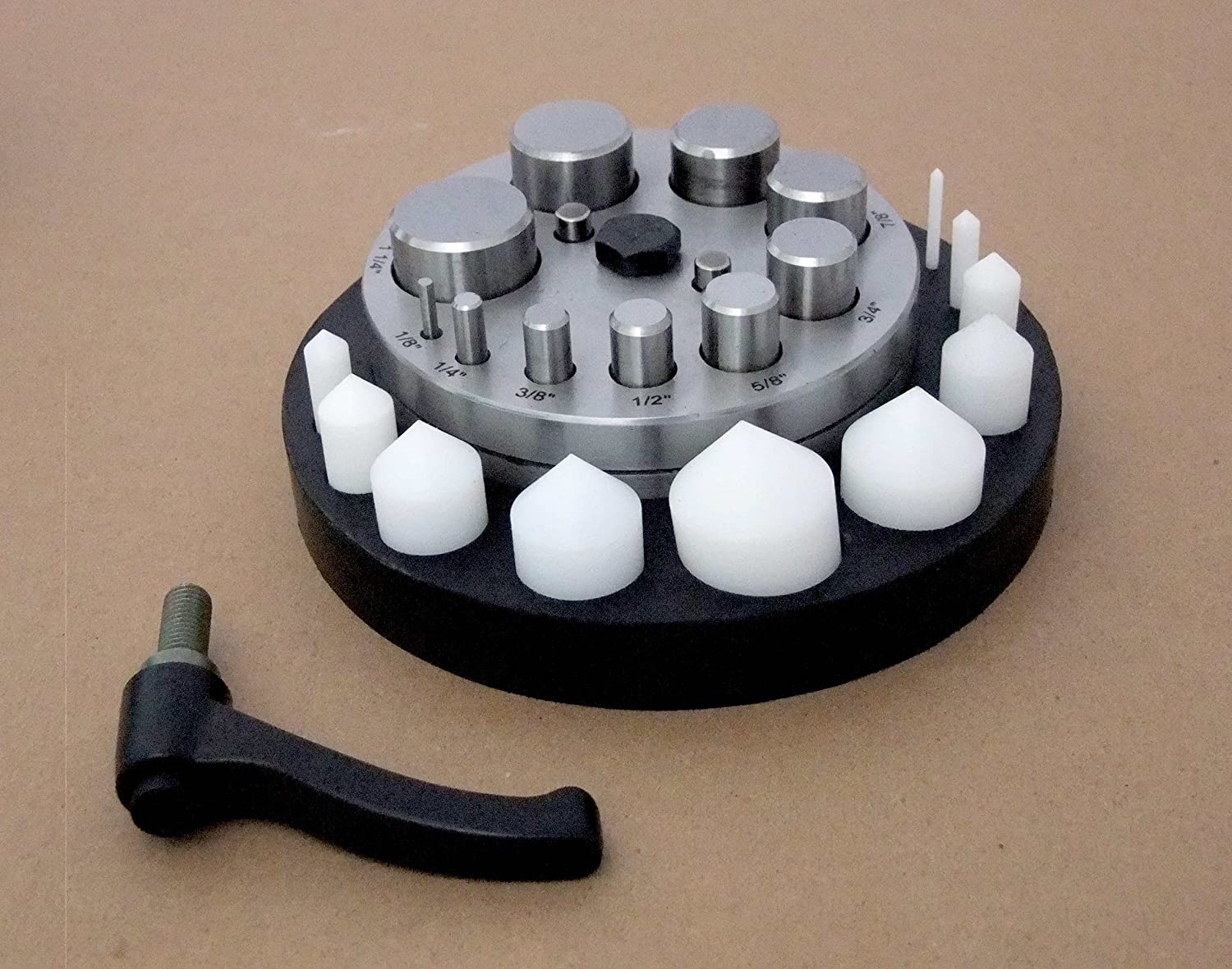 Large Disc Cutter  1/'/' To 2/'/' Hole Puncher Jewlery Making Tool Craft Hole Circle