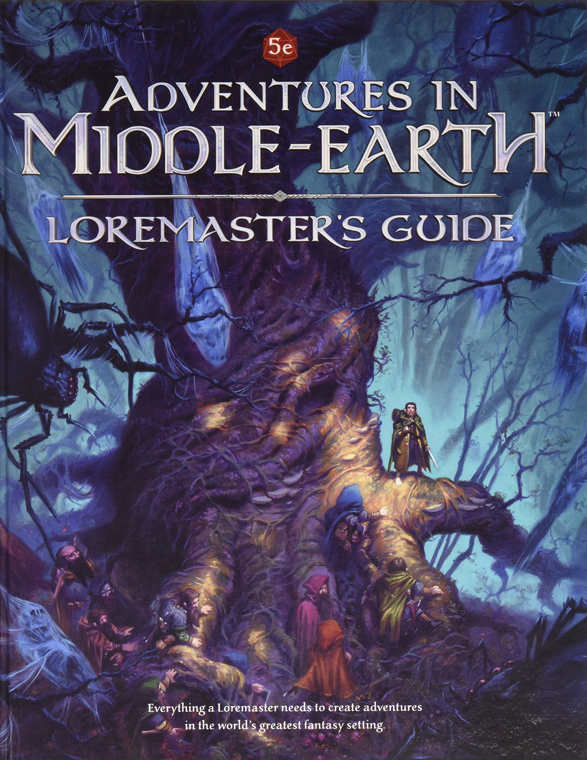 Adventures in Middle Earth Loremaster's Guide: Cubicle 7