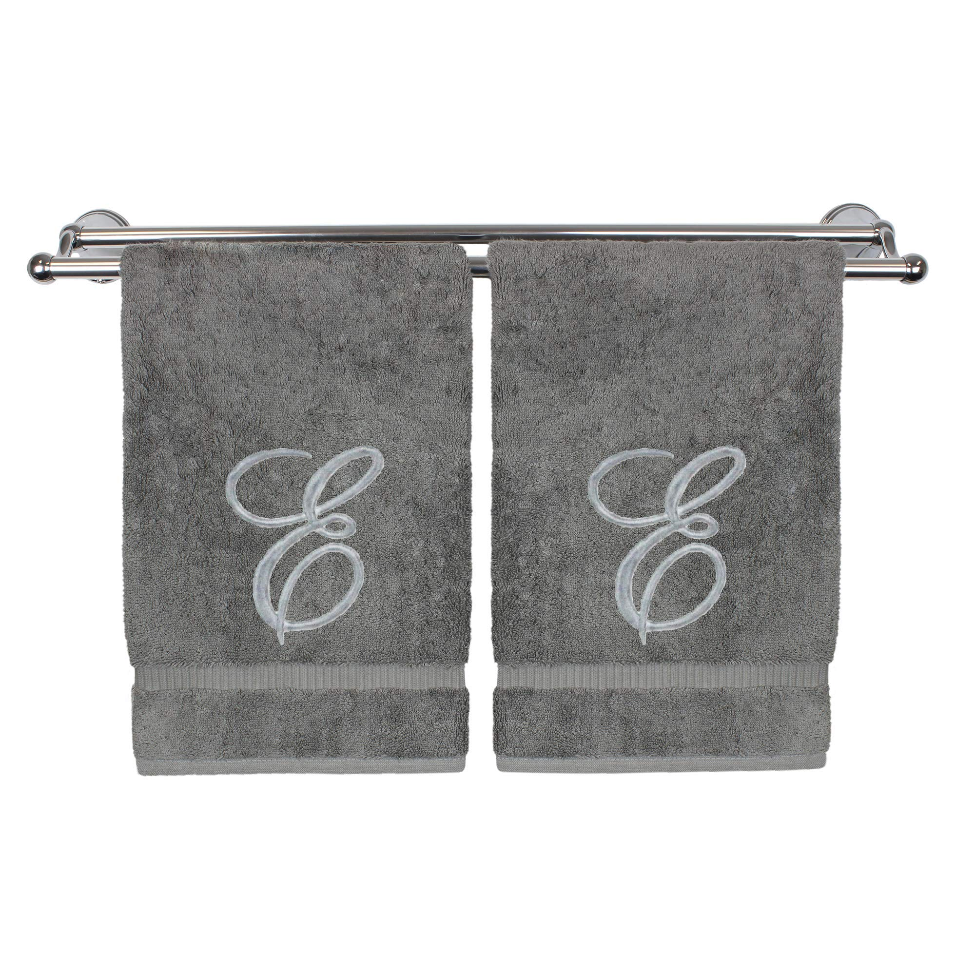 Monogram Personalized Hand Towels Guest Towel Wedding Engagement Anniversary Gift