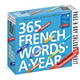 365 French Words-A-Year Page-A-Day Calendar