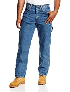 fbe2adb1351c Amazon.com  Bulwark Men s Flame Resistant 14.75 Ounce Pre-Washed ...