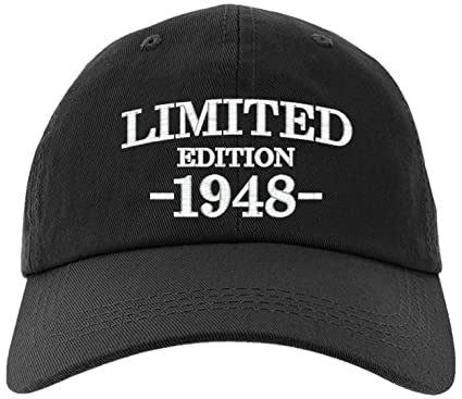 Cap 1948 70th Birthday Gifts Limited Edition All Original Parts Baseball Hat
