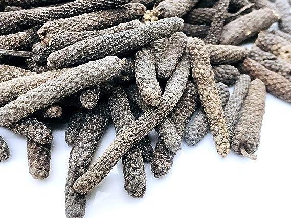 50 seed LONG PEPPER SEED Piper longum VERY RARE INGREDIENT CUISINE