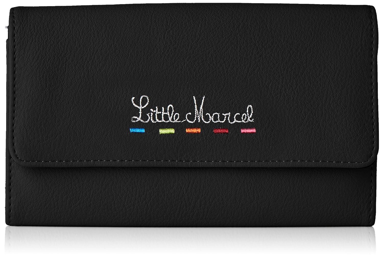 Womens Id18-lm-black Wallet Black black (black) Little Marcel unZI0OvY