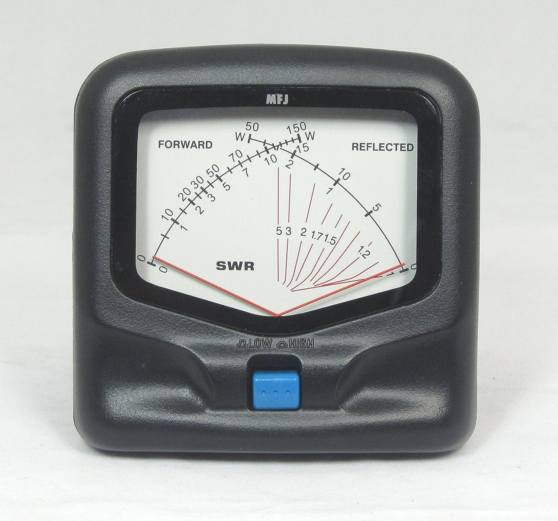 MFJ-842 UHF/VHF 150 W Cross Needle SWR/Watt Meter