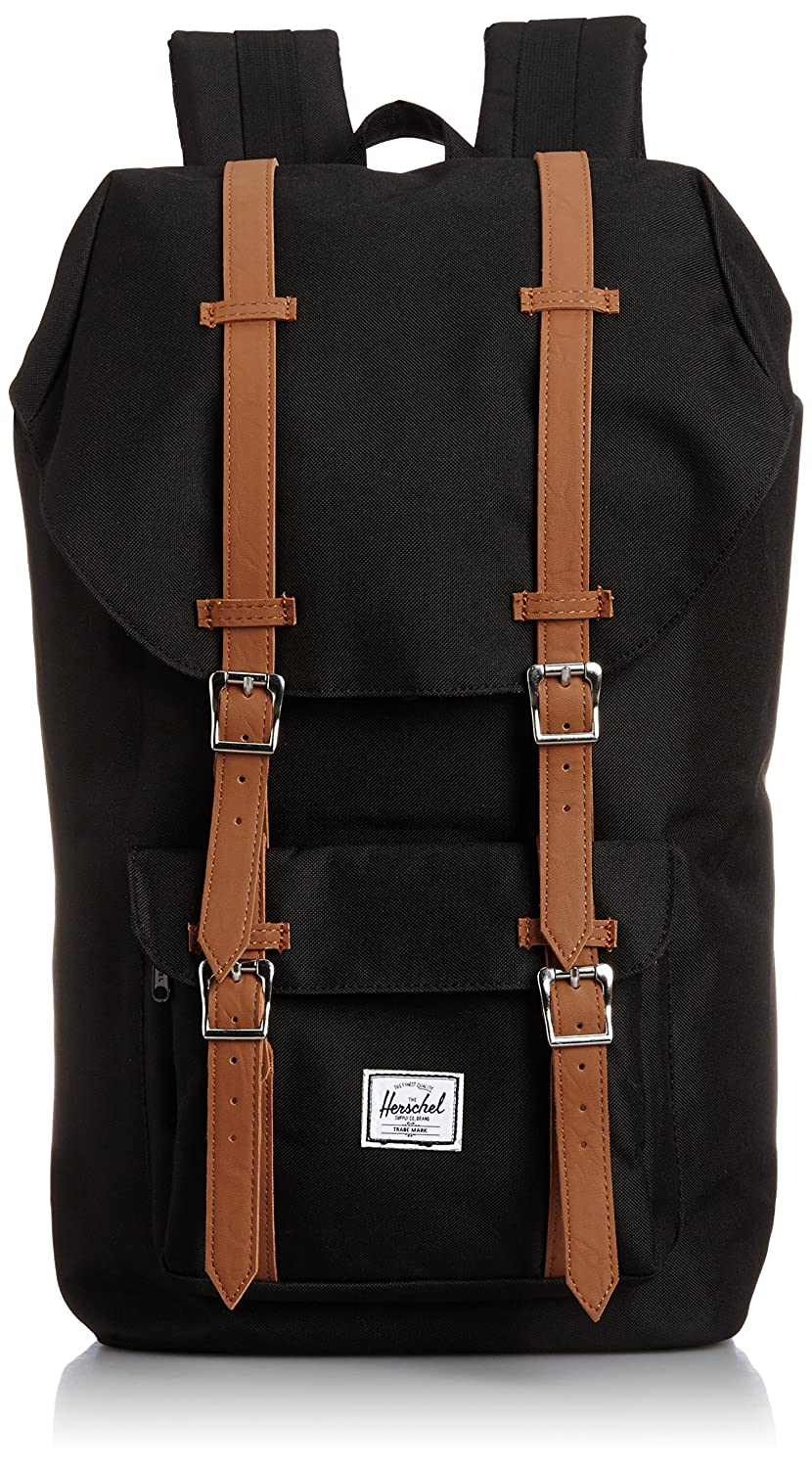 5. Herschel Supply Co. Little America Backpack, Black, One Size