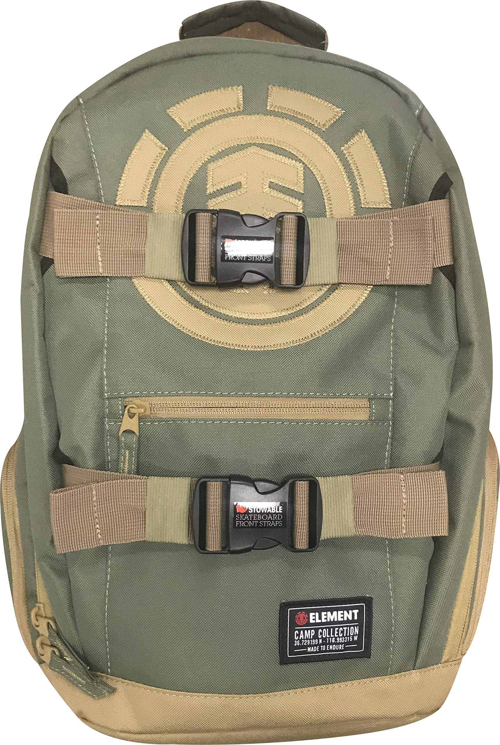 Element Men's Mohave BPK, Military Green, ONE