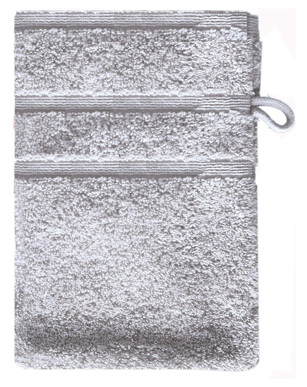 qualit/à extra pesante 6 x Seift/ücher 30x30 cm 140 sole 600 g//m2 NATURA WALK Milano de luxe Asciugamani in cotone biologico