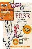 Swamy's Compilation of FR & SR Part I - General Rules with Free Swamy's FR & SR Part I - General Rules MCQ