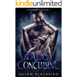 Fae's Concubine: A dark paranormal romance, enemies to lovers (Dark Fae: Black World Book 4)