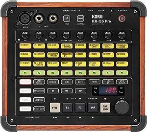 Korg Multi-Function Rhythm Digital Drum Machine (KR-55 Pro)