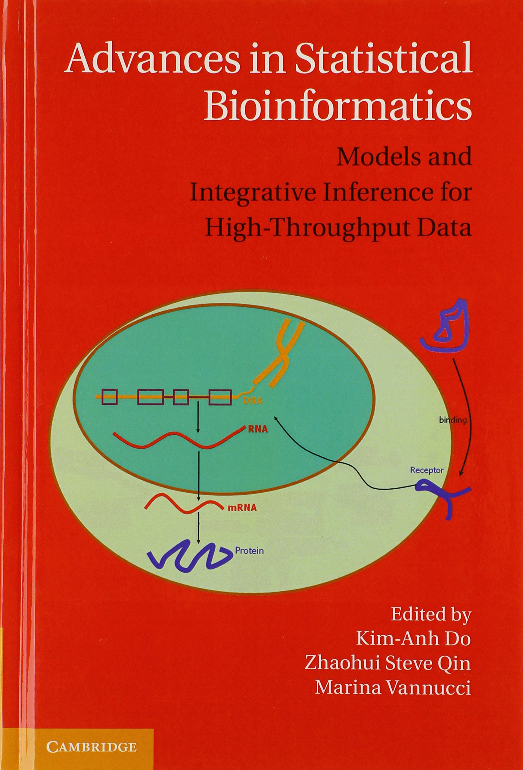 Advances in Statistical Bioinformatics: Models and Integrative Inference for High-Throughput Data